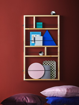 shelf // for hay x ikea ypperlig collection